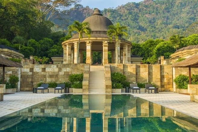 Amanjiwo Resort Magelang
