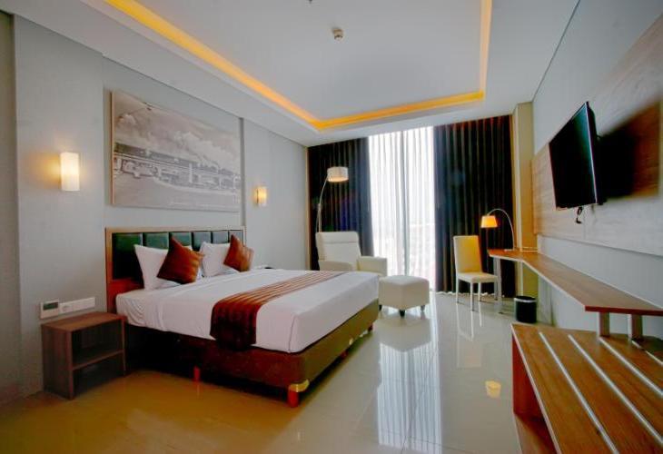 Pasar Baru Square Hotel Bandung Managed by Dafam