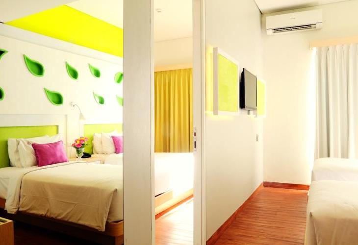 Shakti Hotel Bandung (Formerly MaxOneHotels.com@Soekarno-Hatta Bandung)