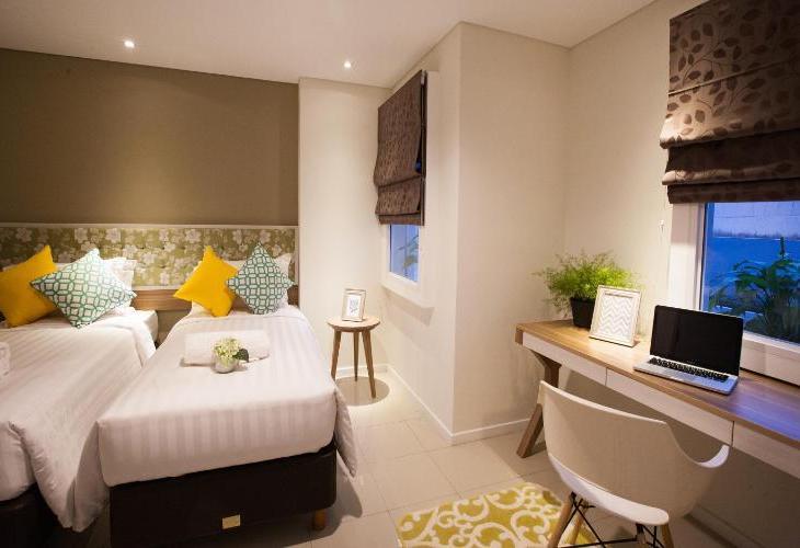 Wood Hotel Bandung