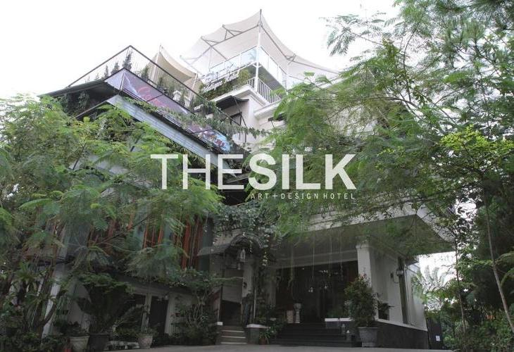 The Silk Boutique Hotel