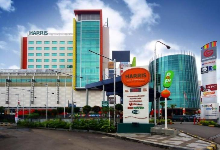 Harris and Conventions Festival CTLink Bandung