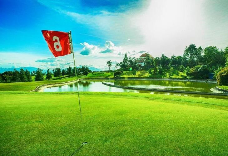 Bandung Giri Gahana Golf and Resort