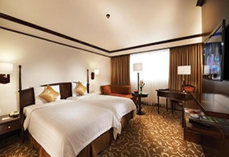 El Royale Hotel Bandung (Formerly Grand Royal Panghegar)