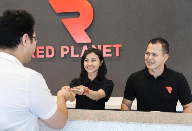Red Planet Pasar Baru (formerly Tune Pasar Baru)