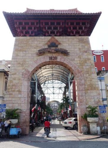 POP Hotel Pasar Baru