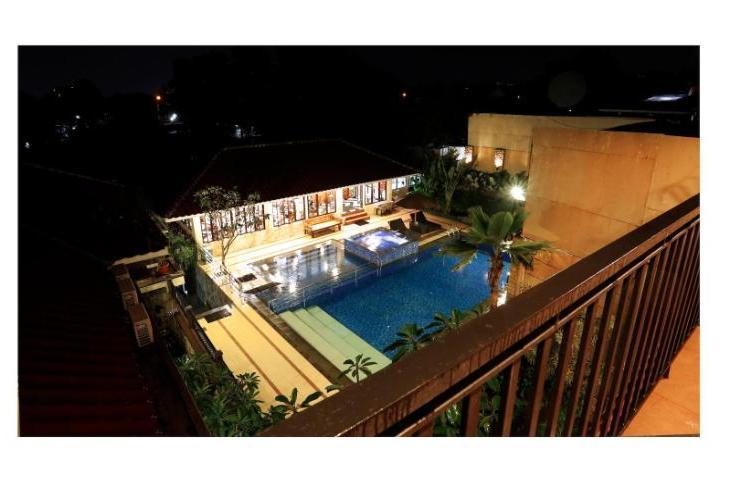 Kuldesak Villas Bandung