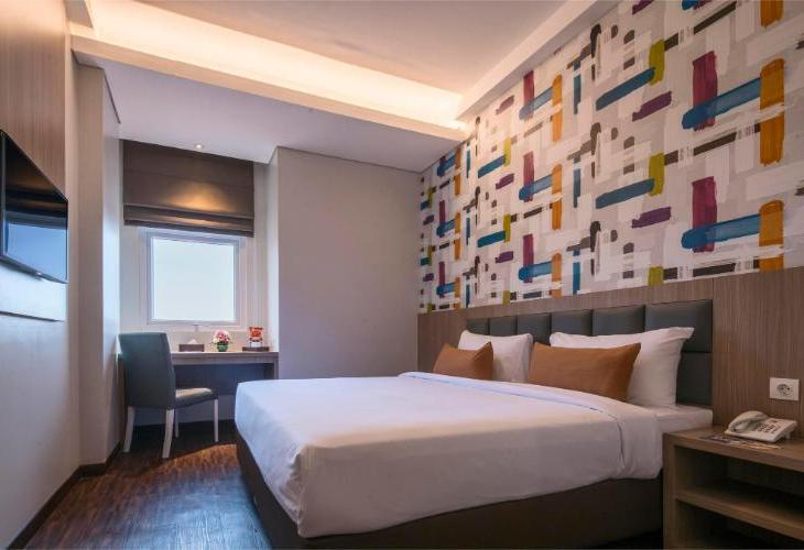 Hotel 88 ITC Fatmawati Panglima Polim Adalah Di Lokasi Yang Baik Tepatnya Berada Gandaria