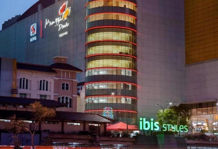 Ibis Styles Jakarta Mangga Dua