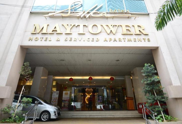 Silka Maytower and Serviced Residences