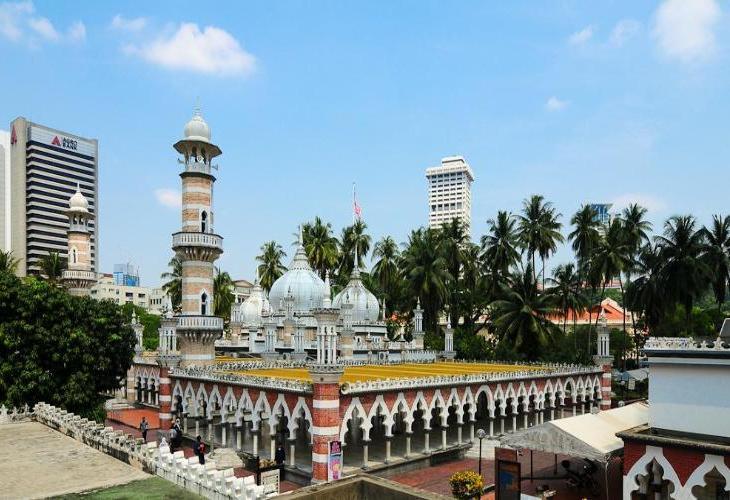 Citin Masjid Jamek