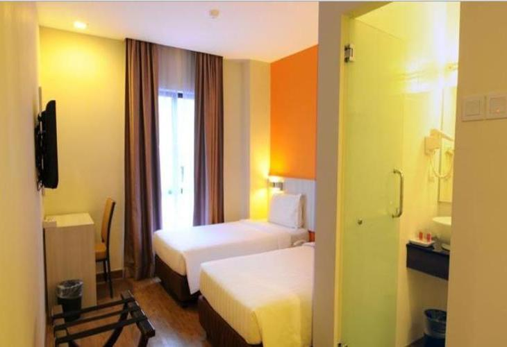 Hotel Sentral Kuala Lumpur Is Located In Area City KL