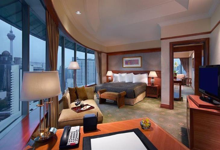 Pullman Kuala Lumpur City Centre Hotel And Residences