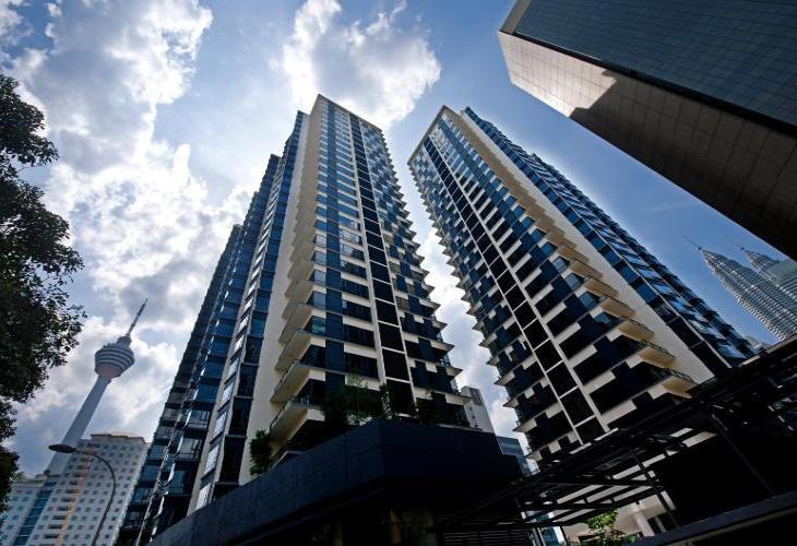 E and O Residences Kuala Lumpur