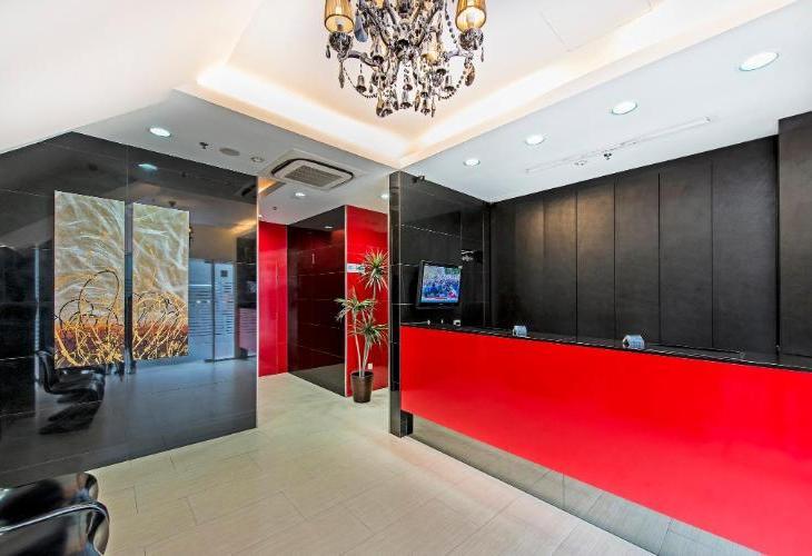 Hotel 81 Heritage Adalah Di Lokasi Yang Baik Tepatnya Berada Kampong Glam