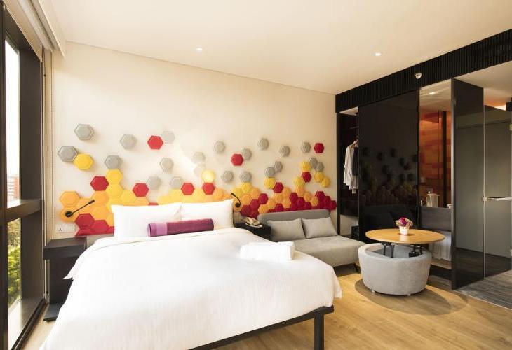 Ibis Styles Singapore On Macpherson Adalah Hotel Di Lokasi Yang Baik Tepatnya Berada Serangoon