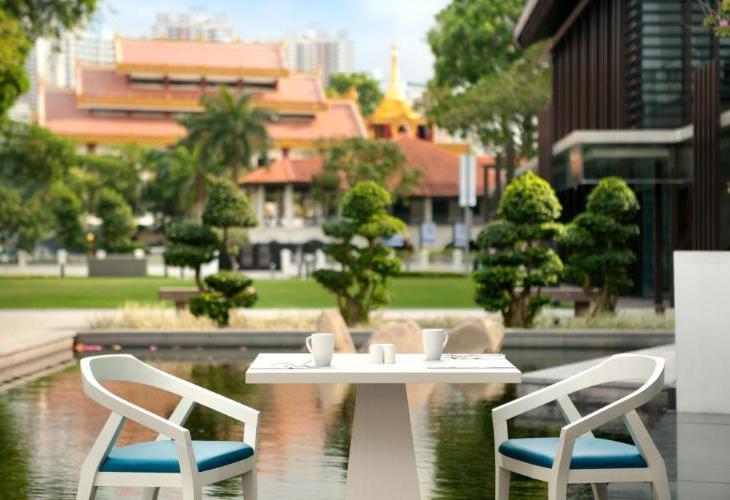 Days Singapore at Zhongshan Park