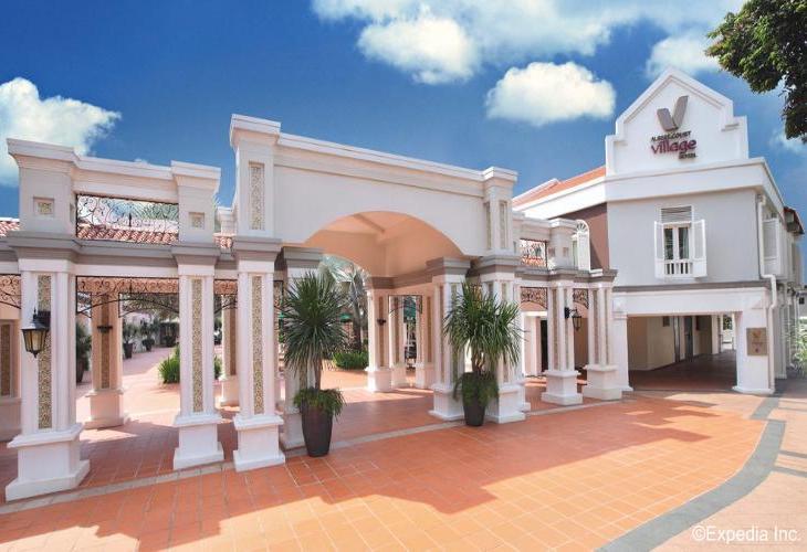Village Hotel Albert Court (ex Albert Court Village)