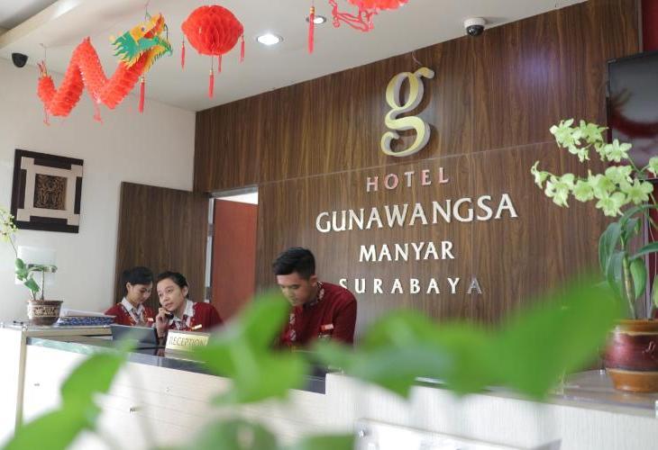 Gunawangsa Manyar (formely Sahid Gunawangsa Manyar)