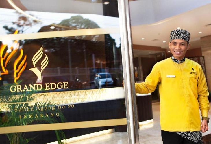 Grand Edge Hotel Semarang