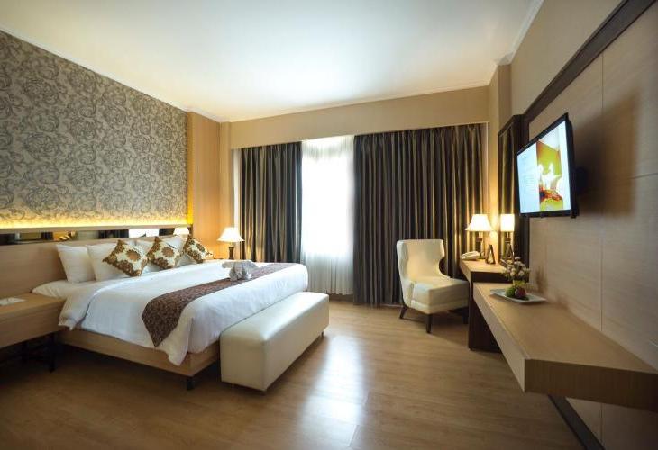 Horison NJ Hotel Semarang Adalah Di Lokasi Yang Baik Tepatnya Berada Timur