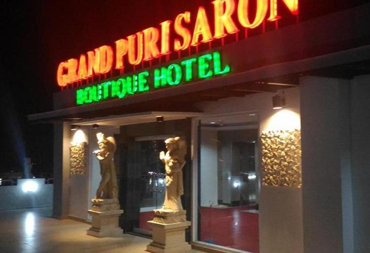 Grand Puri Saron Boutique Yogyakarta