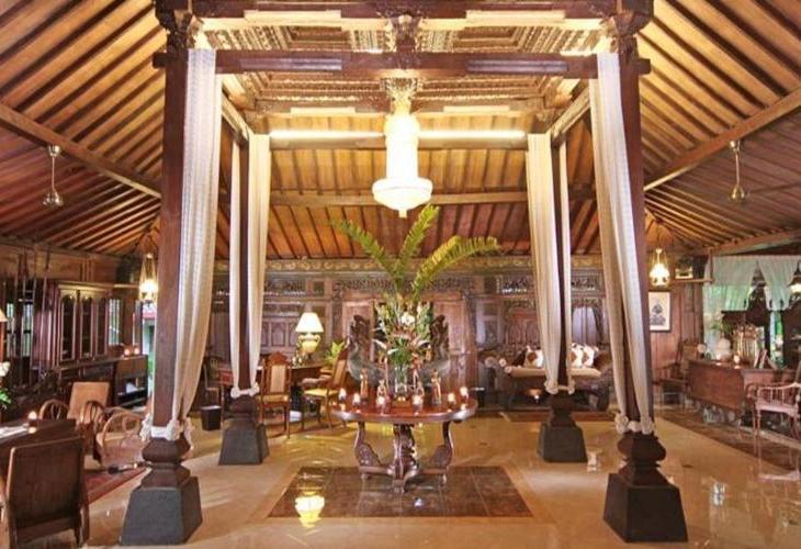 Joglo Plawang Boutique Villa