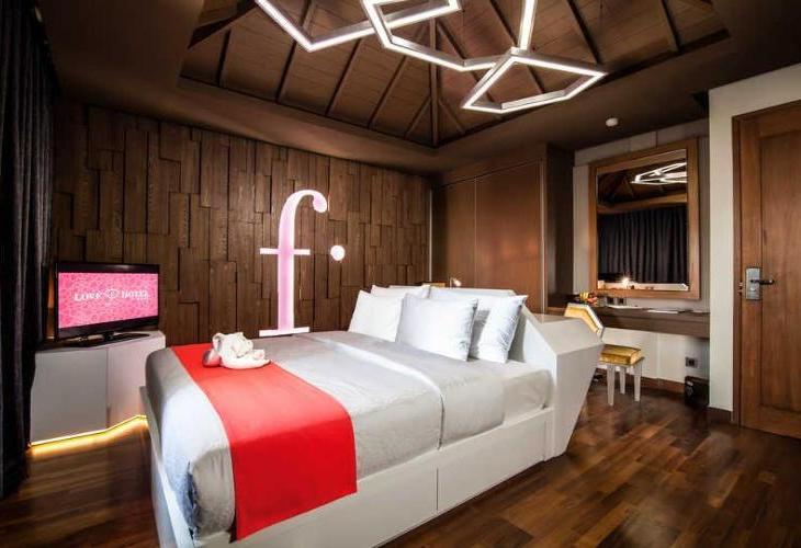 Love Fashion Hotel By Fashion TV