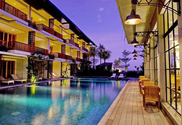 THE HAVEN SUITES Bali Berawa