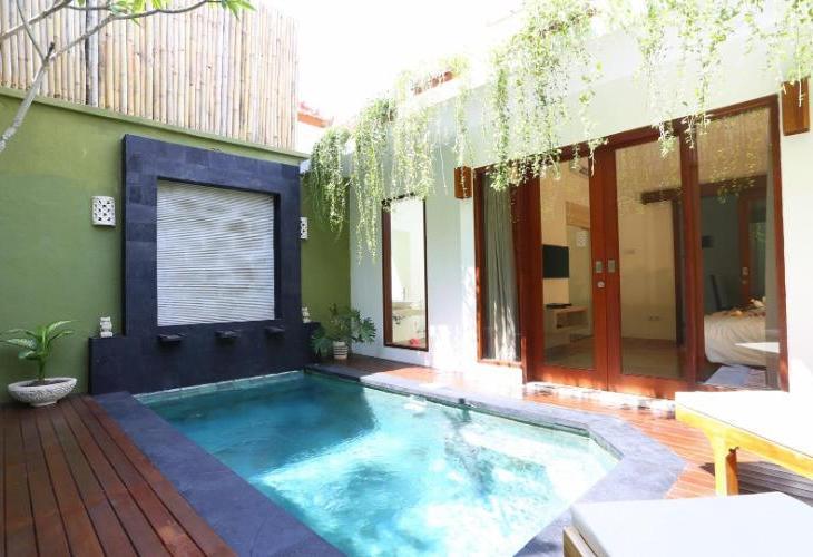 Jas Green Villa & Spa