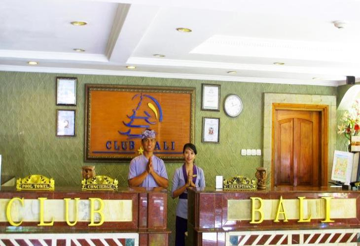 Club Bali Family Suites, Legian - Bali (Formerly Club Bali Suites At Jayakarta Bali)