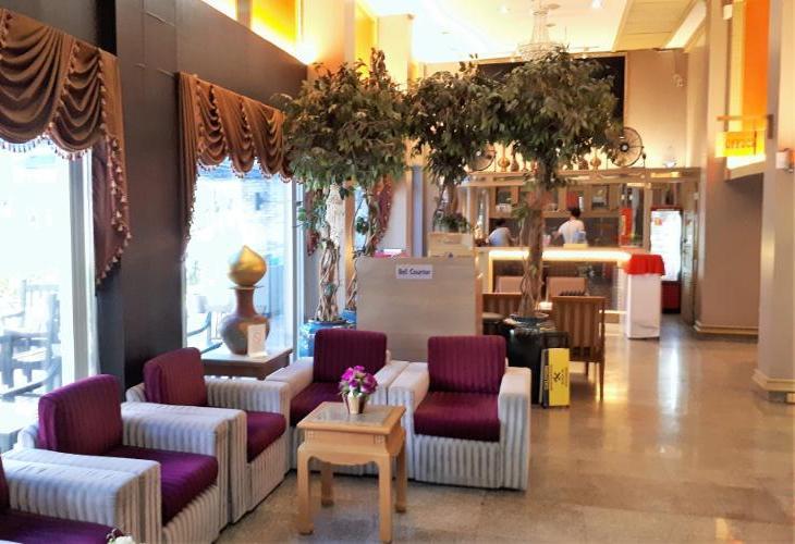 Royal Asia Lodge and Paradise Bangkok