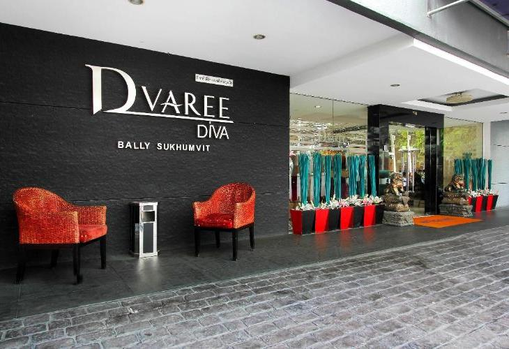 D Varee Diva Bally Sukhumvit