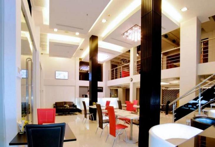 Armoni Hotel Sukhumvit 11 by Andacura