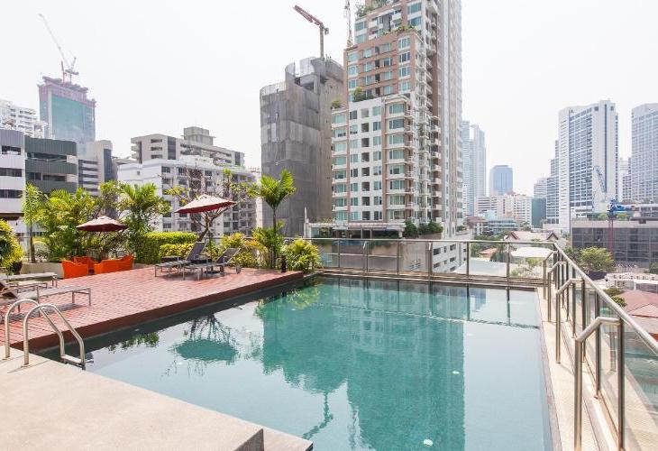 Oakwood Residence Sukhumvit 24 Bangkok