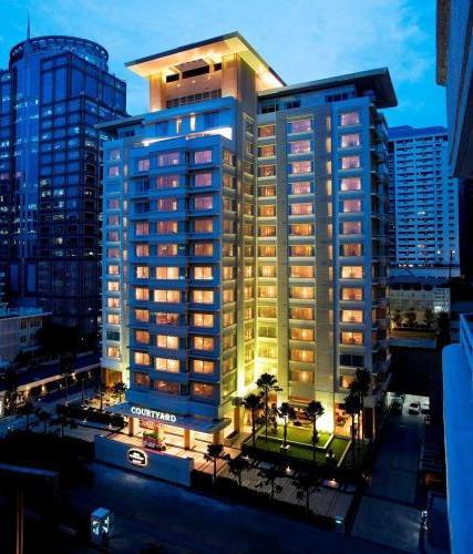 Courtyard By Marriott Bangkok