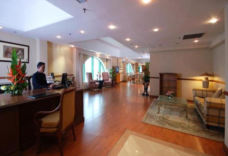 Berjaya Waterfront Hotel Johor (Formerly Zon Regency)