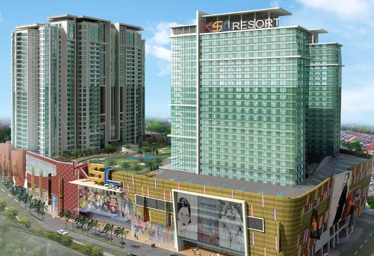 KSL Resort Johor Bahru