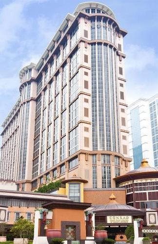 Conrad Macao, Cotai Central