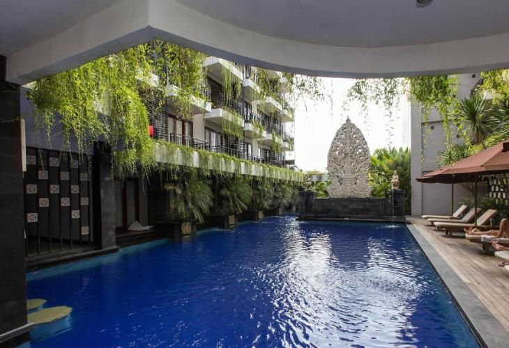 Grand La Villais Hotel and Spa Seminyak (Formerly Grand Hardys Hotel Seminyak)