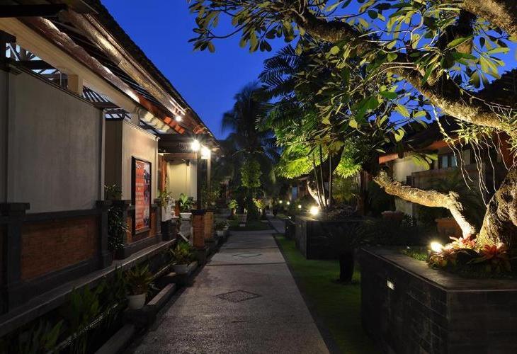 Kuta Beach Club Hotel Murah