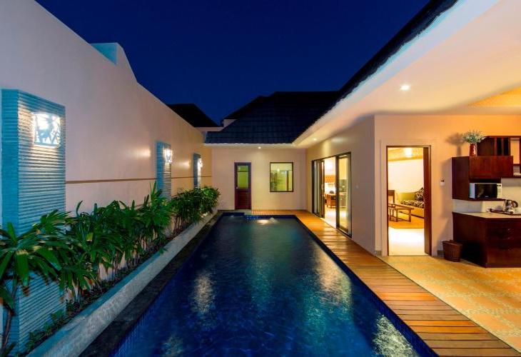 Flamingo Dewata Pool Villa