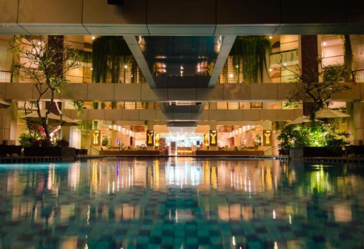 Vouk Hotel and Suites Nusa Dua (Formerly Puri Nusa Dua)
