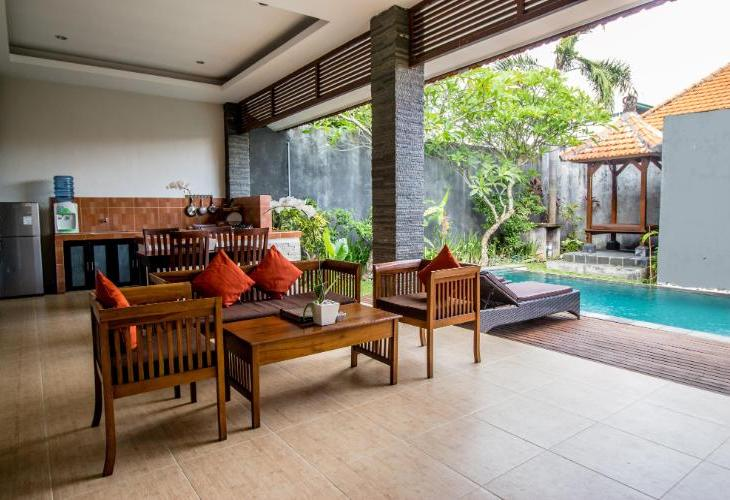 Transera Kirana Villas Bali