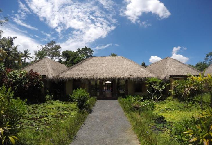 Sapu Lidi Resort Spa and Gallery.