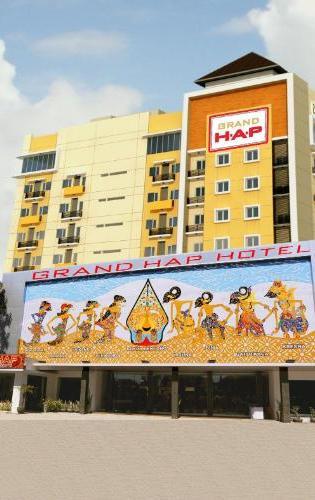 Grand HAP Solo (Formerly D Wangsa Hotel Solo)