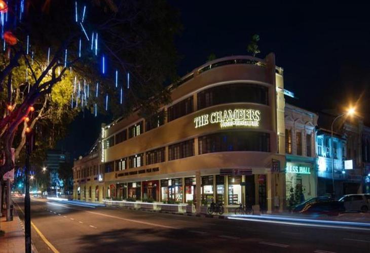 Chambers Hotel (The)