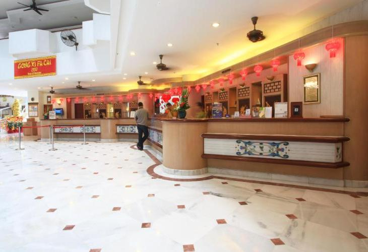 Bayview Beach Resort Penang