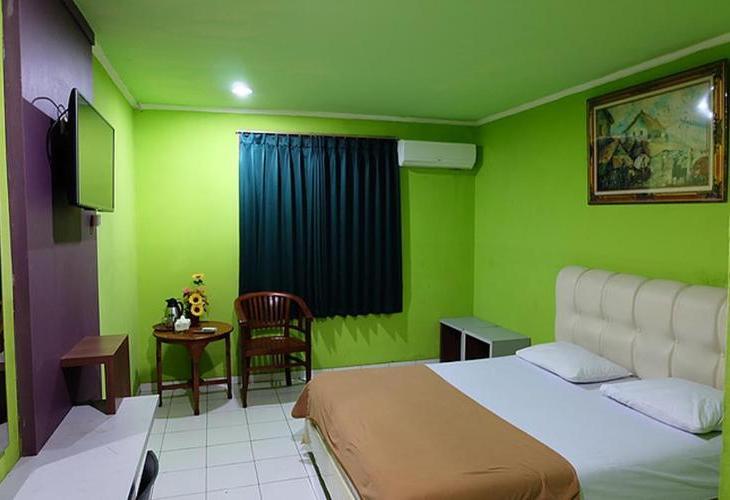 Fiducia Otista Adalah Hotel Di Lokasi Yang Baik Tepatnya Berada Kampung Melayu
