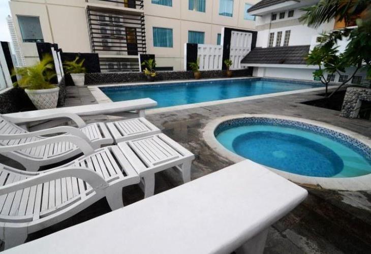 Takes Mansion and Hotel Tanah Abang